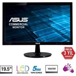 - Asus VS207T-P 19.5 5ms (Analog+DVI-D) Led Monitör