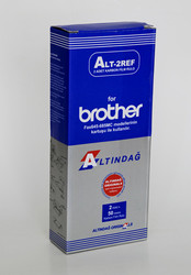 BROTHER - Brother ALT-2REF Karbon Film Rulo Fax645-685MC