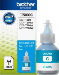 BROTHER - Brother BT5000C Orjinal Mavi Mürekkep Kartuş (5k)