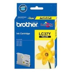 BROTHER - Brother LC-37Y Orjinal Sarı Kartuş