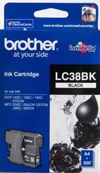 BROTHER - Brother LC-38BK Orjinal Siyah Kartuş
