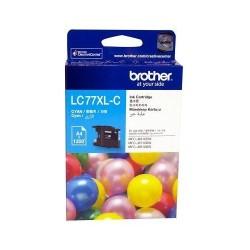 BROTHER - Brother LC-77XLC Orjinal Mavi Kartuş