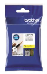 BROTHER - Brother LC3717Y Orjinal Sarı Kartuş