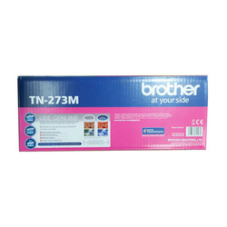 BROTHER - Brother TN-273M Orjinal Kırmızı Toner