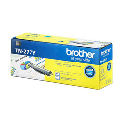 BROTHER - Brother TN-277 Orjinal Sarı Toner