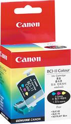 CANON - Canon BCI-11C Orjinal Renkli Kartuş (3lü Paket)