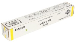 CANON - Canon C EXV-48Y Orjinal Sarı Toner