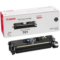CANON - Canon CRG-701 BK Orjinal Siyah Toner