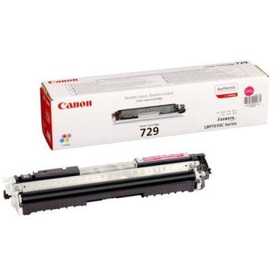 Canon CRG-729M Orjinal Kırmızı Toner