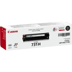 CANON - Canon CRG-731H BK Orjinal Siyah Toner Yüksek Kapasite