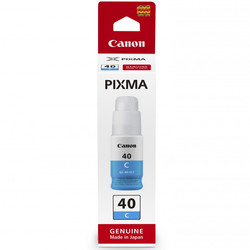 CANON - Canon GI-40 Orjinal Mavi Mürekkep Kartuş