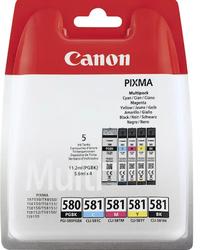 CANON - Canon PGI-580/CLI-581 Orjinal Multi Paket Kartuş