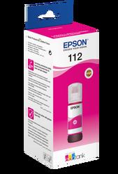 EPSON - Epson 112 Orjinal Kırmızı Kartuş C13T06C34A