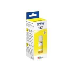 EPSON - Epson 112 Orjinal Sarı Kartuş C13T06C44A