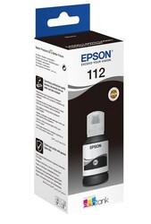 EPSON - Epson 112 Orjinal Siyah Kartuş C13T06C14A