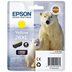 EPSON - Epson 26XL Orjinal Sarı Kartuş T263440