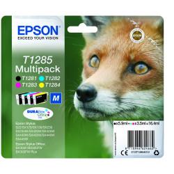EPSON - Epson T1285 Orjinal MultiPaket Kartuş C13T12854020