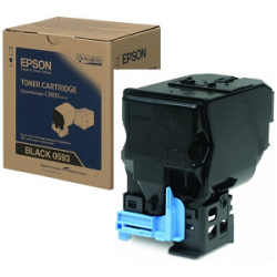 EPSON - Epson C3900/CX37 Orjinal Siyah Toner S050593