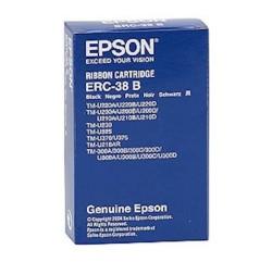 EPSON - Epson ERC-38B Orjinal Siyah Şerit C43S015374
