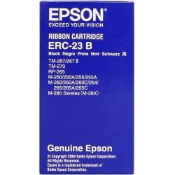 EPSON - Epson ERC-23B Orjinal Siyah Şerit S015360