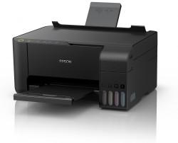 EPSON - Epson L3151 Renkli Tanklı Yazıcı+Tarayıcı+Fotokopi