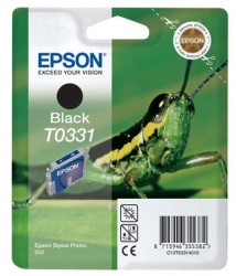 EPSON - Epson T0331 Orjinal Siyah Kartuş C13T03314020