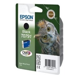 EPSON - Epson T0791 Orjinal Siyah Mürekkep Kartuş C13T079140