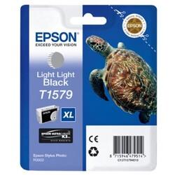EPSON - Epson T1579 XL Açık Açık Siyah Kartuş C13T15794010