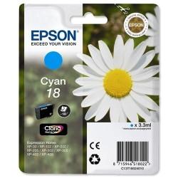 EPSON - Epson 18 Orjinal Mavi Kartuş T18024020