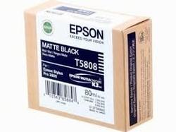 EPSON - Epson T5808 Orjinal Mat Siyah Kartuş Pro 3800/3880