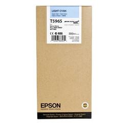 EPSON - Epson T5965 Orjinal Açık Mavi Kartuş C13T596500 (350 ML)