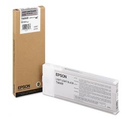 EPSON - Epson T6069 Orjinal Duble Açık Siyah Kartuş C13T606900