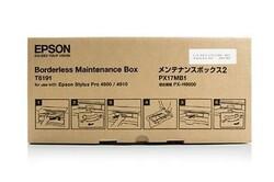 EPSON - Epson T6191 Atık Mürekkep Tankı Pro 4900/SC-P5000