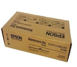 EPSON - Epson T6193 Orjinal Mürekkep Bakım Kutusu C13T619300