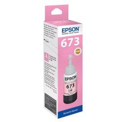 EPSON - Epson T6736 Orjinal Açık Kırmızı Mürekkep Kartuşu C13T6736