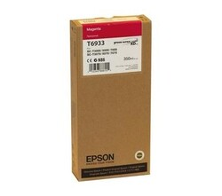 EPSON - Epson T6933 Orjinal Kırmızı Kartuş SC-T3000/5000/7000