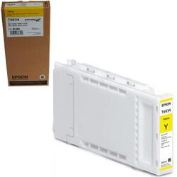 EPSON - Epson T6934 Orjinal Sarı Kartuş SC-T3000/5000/7000