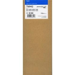EPSON - Epson T6942 Orjinal Mavi Kartuş T3000/T5000/T7000