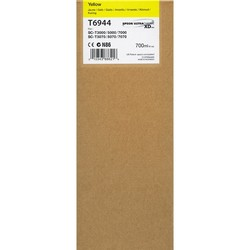 EPSON - Epson T6944 Orjinal Sarı Kartuş T3000/T5000/T7000