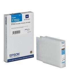EPSON - Epson T7552 XL Orjinal Mavi Kartuş C13T755240