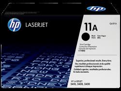 HP - HP Q6511A Orjinal Siyah Toner 11A