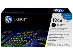 HP - HP Q6000A Orjinal Siyah Toner 124A