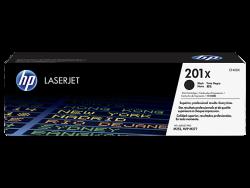 HP - HP CF400X Orjinal Siyah Toner 201X