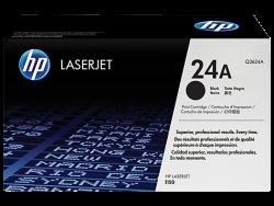 HP - HP 24A Siyah Orjinal Toner Q2624A