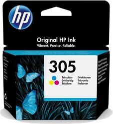 HP - HP 305 Orjinal Renkli Kartuş 3YM60AE