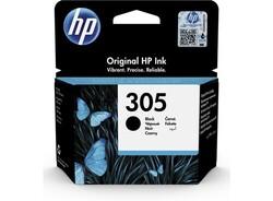 HP - HP 305 Orjinal Siyah Kartuş 3YM61AE