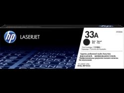 HP - HP CF233A Orjinal Siyah Toner 33A
