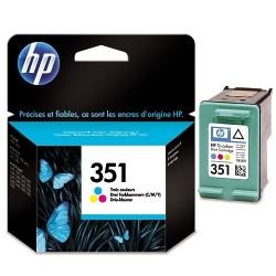 HP - HP 351 Orjinal Renkli Kartuş CB337EE