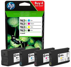 HP - HP 3YP35AE Orjinal Multipaket Kartuş 963XL