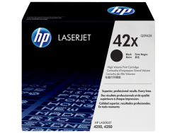 HP - HP Q5942X Orjinal Siyah Toner 42X